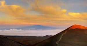 Summit of Mauna Kea - image by Tom Kerr