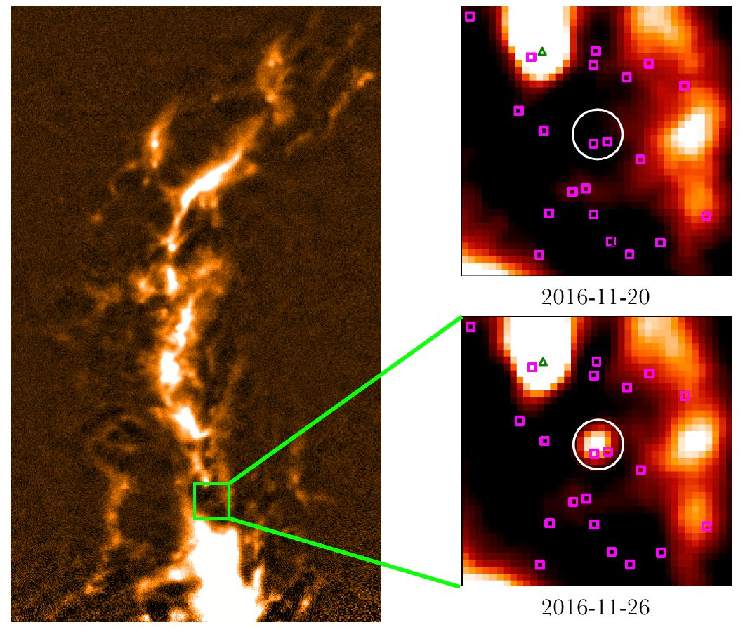 Science News – James Clerk Maxwell Telescope