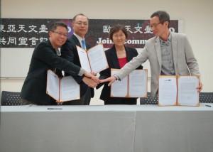 EAO Directors signed a Joint Communiqué