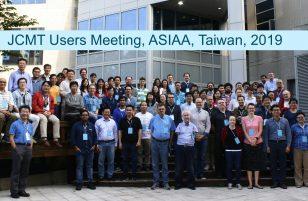 JCMT 2019 Users Meeting underway in Taiwan