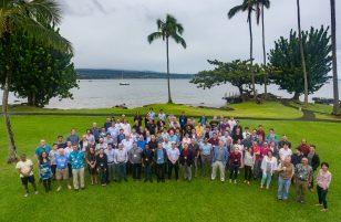 EHT Consortium meets in Hilo