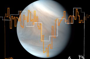 JCMT finds hints of life on Venus